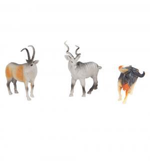 Игровой набор  Диалоги о животных Животные 5 шт Играем Вместе