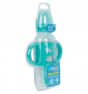 Бутылочка-поильник Dr.Browns Sippy Bottle С ручками полипропилен 6 мес, 250 мл Dr.Brown's