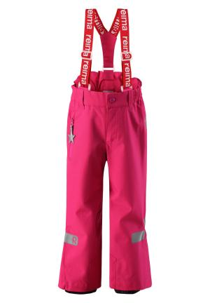 Брюки  , цвет: розовый Reima