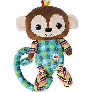 Развивающая игрушка  Смеющаяся обезьянка Bright Starts. Цвет: разноцветный