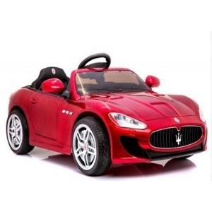 Машина  Maserati, цвет: красный Bugati