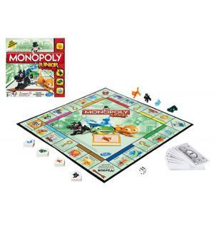Настольная игра  Монополия джуниор Monopoly