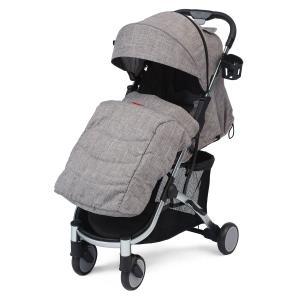 Прогулочная коляска  Snello, цвет: grigio scuro lino Nuovita