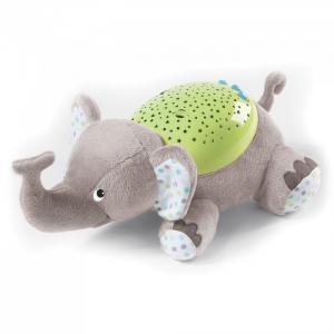Светильник-проектор звездного неба Grey Elephant Summer Infant