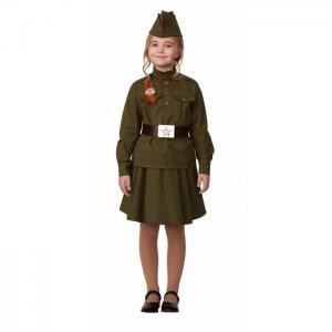 Карнавальный костюм Солдатка Jeanees