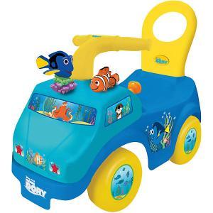 Каталка - автомобиль  В поисках Дори Kiddieland. Цвет: голубой
