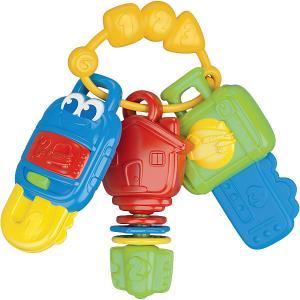 Развивающая игрушка  Музыкальные ключики Clementoni