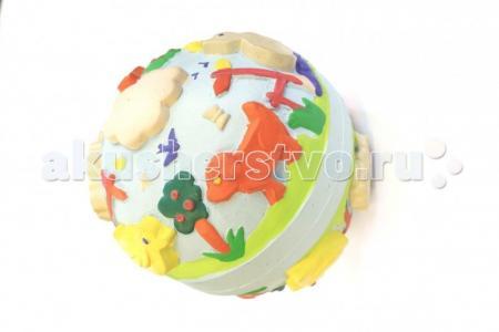 Латексная игрушка Мячик весенний 1607 Lanco
