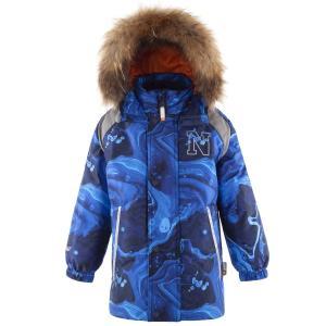 Куртка  Karlo, цвет: синий Nels