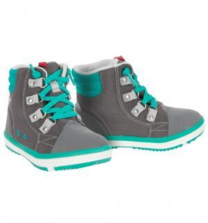 Ботинки  Wetter Wash, цвет: зеленый/серый Reima
