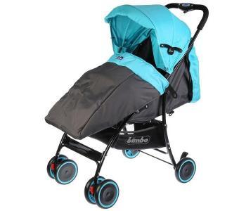 Прогулочная коляска  Comfort с чехлом Bimbo