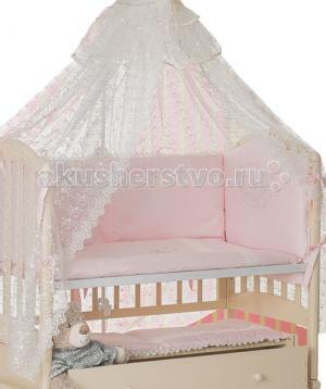 Комплект в кроватку  2043 (7 предметов) Мой Ангелок