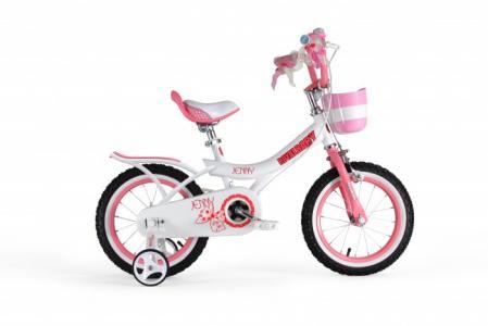 Велосипед двухколесный  Princess Jenny Girl Steel 20 Royal Baby
