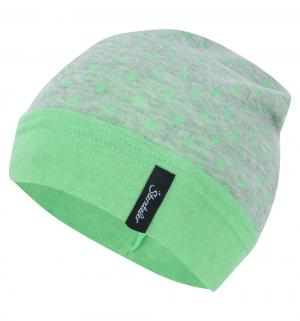 Шапка , цвет: зеленый Sterntaler