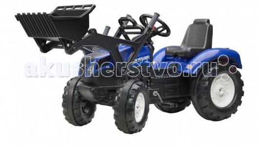 Трактор-экскаватор педальный 134 см Falk
