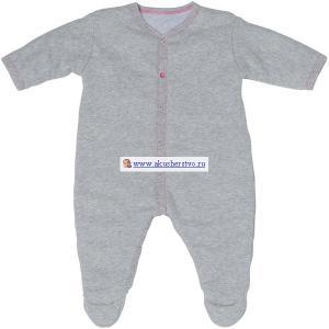 Комбинезон детский Romper Suit Heather Red Castle