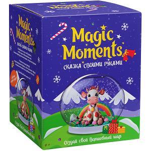 Набор  Волшебный шар Корова Magic Moments