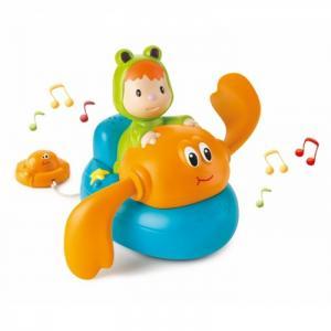 Cotoons Игрушка для ванны Музыкальный краб Smoby