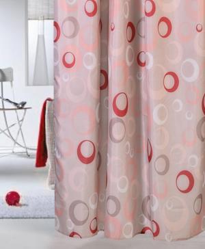 Штора для ванной комнаты Фантазия Niklen