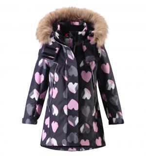 Куртка  Tec Muhvi, цвет: черный Reima