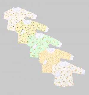 Кофта , цвет: зеленый Звездочка