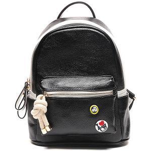 Рюкзак  23,5х28х15 см Vitacci. Цвет: черный