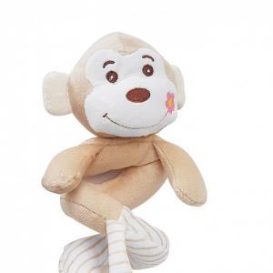 Мягкая игрушка  спиралька Обезьянка 24 см Uviton