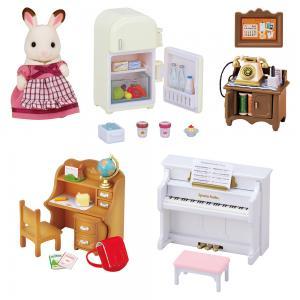 Игровой набор  Мебель для уютного дома Марии Sylvanian Families