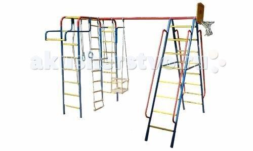 Детский спортивный комплекс дачный Пионер