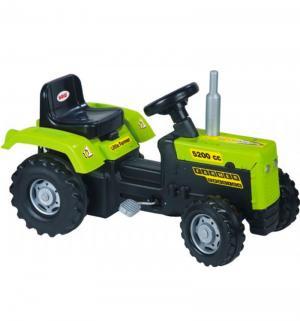 Детская педальная машинка Трактор Dolu