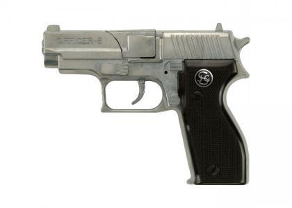 Игрушечное оружие Пистолет Officer 8 Schrodel