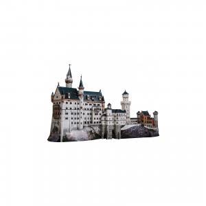 Сборная модель Замок Neuschwanstein Умная Бумага
