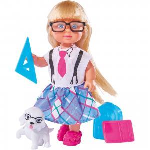 Кукла Еви и школьные принадлежности, Simba