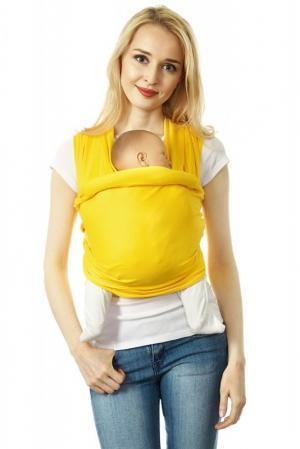 Mums Era Слинг-шарф, цвет: желтый Mum's
