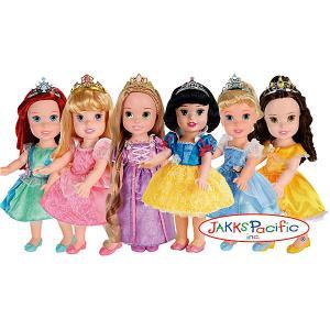 Кукла-малышка Принцесса Диснея, 31 см Jakks Pacific