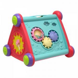Развивающая игрушка  Интерактивный Мульти-куб Bambini