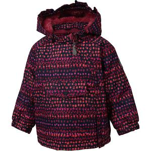 Утеплённая куртка Color Kids Raidoni. Цвет: розовый