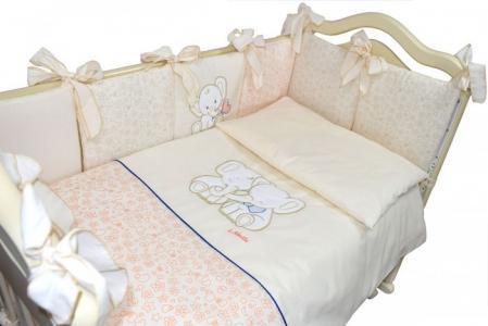 Комплект в кроватку  Sweet Baby (6 предметов) Labeille