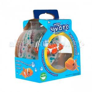 Интерактивная игрушка  Набор Рыбка - Акробат с Аквариумом Море чудес