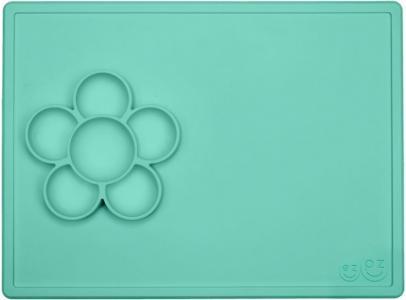 Низкая тарелка-цветочек Play Mat Ezpz