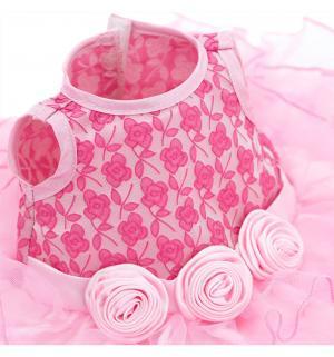Мягкая игрушка  Медведь Розовый букет Choco&Milk 30 см Orange
