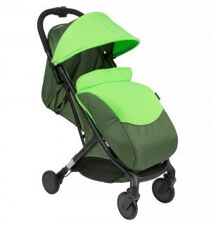 Прогулочная коляска  M-5, цвет: зеленый McCan