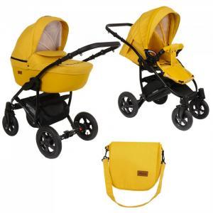 Коляска  Confort 2 в 1 (надувные колеса) Pituso