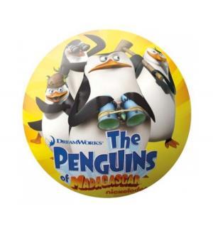 Мяч  Пингвины из Мадагаскара 15 см Unice