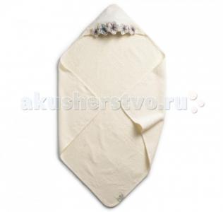 Полотенце с капюшоном после купания Embedding Bloom Elodie Details
