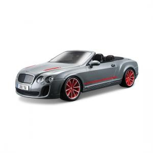Машина для сборки Bentley Continental Supersports Convrtible ISR Bburago