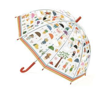 Зонт  Под дождём Djeco