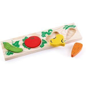 Деревянная рамка-вкладыш  Овощи Томик