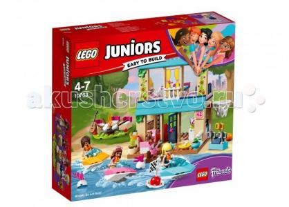 Конструктор  Juniors Домик Стефани у Озера Lego