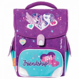 Ранец для начальной школы Jolly Twilight Sparkle & Rarity Tiger Family